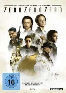 ZeroZeroZero, 3 DVDs