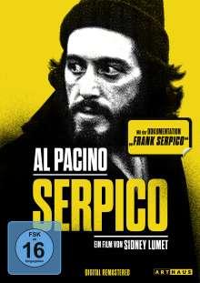 Serpico, DVD