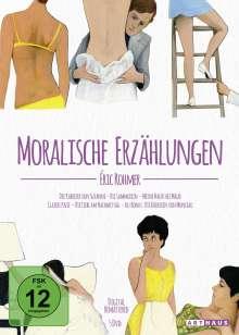 Eric Rohmer: Moralische Erzählungen, 5 DVDs