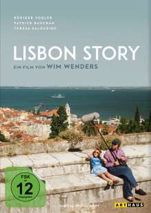 Lisbon Story (Special Edition), DVD