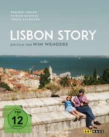 Lisbon Story (Special Edition) (Blu-ray), Blu-ray Disc