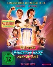 Bill & Teds verrückte Reise durch die Zeit & in die Zukunft (Limited Collector's Edition) (Blu-ray), 2 Blu-ray Discs