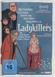 Ladykillers (1955), DVD
