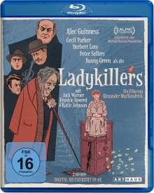 Ladykillers (1955) (Blu-ray), 2 Blu-ray Discs