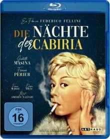 Die Nächte der Cabiria (Blu-ray), Blu-ray Disc
