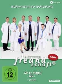 In aller Freundschaft Staffel 23 Box 1, 6 DVDs