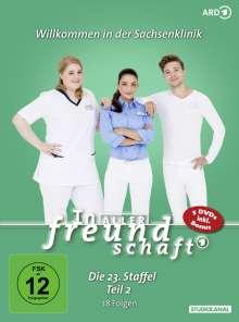 In aller Freundschaft Staffel 23 Box 2, 5 DVDs