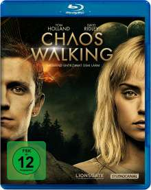 Chaos Walking (Blu-ray), Blu-ray Disc