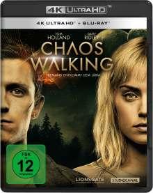 Chaos Walking (Ultra HD Blu-ray & Blu-ray), 1 Ultra HD Blu-ray und 1 Blu-ray Disc