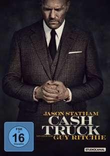 Cash Truck, DVD