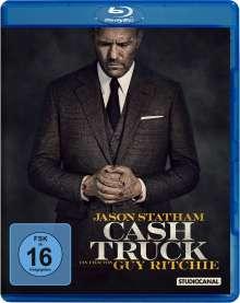 Cash Truck (Blu-ray), Blu-ray Disc