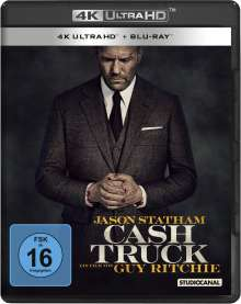 Cash Truck (Ultra HD Blu-ray & Blu-ray), 1 Ultra HD Blu-ray und 1 Blu-ray Disc