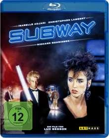Subway (Blu-ray), Blu-ray Disc