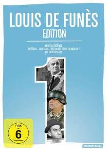 Louis de Funès Edition 1, 3 DVDs
