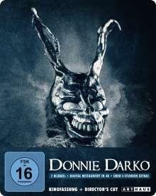 Donnie Darko (Blu-ray im Steelbook), 2 Blu-ray Discs