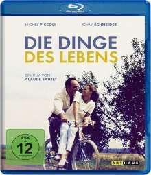 Die Dinge des Lebens (Blu-ray), Blu-ray Disc