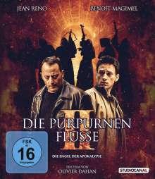 Die purpurnen Flüsse 2 - Die Engel der Apocalypse (Blu-ray), Blu-ray Disc