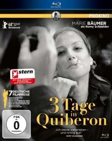 3 Tage in Quiberon (Blu-ray), Blu-ray Disc