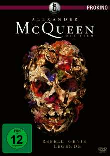 Alexander McQueen - Der Film (OmU), DVD