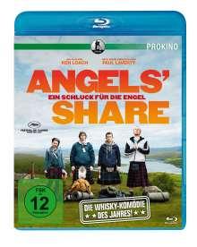 Angels' Share - Ein Schluck für die Engel (Blu-ray), Blu-ray Disc