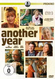 Another Year, DVD