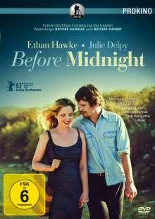 Before Midnight, DVD