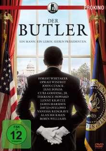 Der Butler, DVD