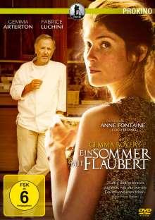 Ein Sommer mit Flaubert, DVD
