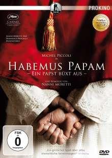 Habemus Papam - Ein Papst büxt aus, DVD