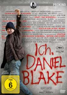 Ich, Daniel Blake, DVD