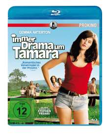 Immer Drama um Tamara (Blu-ray), Blu-ray Disc