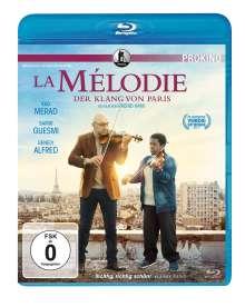 La Mélodie - Der Klang von Paris (Blu-ray), Blu-ray Disc