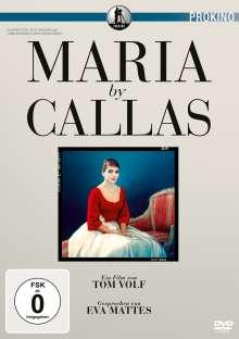 Maria by Callas, DVD