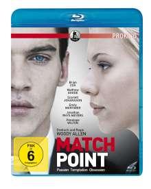 Match Point (Blu-ray), Blu-ray Disc