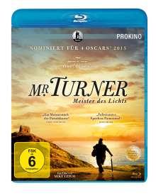 Mr. Turner - Meister des Lichts (Blu-ray), Blu-ray Disc