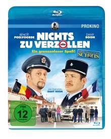 Nichts zu verzollen (Blu-ray), Blu-ray Disc