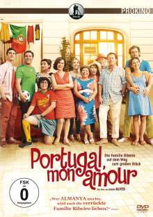 Portugal Mon Amour, DVD