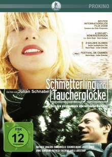 Schmetterling und Taucherglocke, DVD