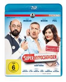 Super-Hypochonder (Blu-ray), Blu-ray Disc