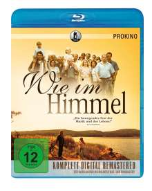 Wie im Himmel (Blu-ray), Blu-ray Disc