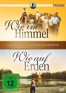 Wie im Himmel / Wie auf Erden, 2 DVDs