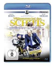 Willkommen bei den Sch'tis (Blu-ray), Blu-ray Disc