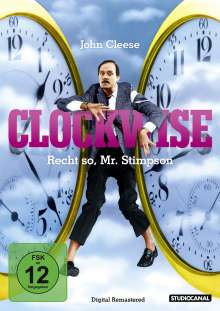Clockwise - Recht so, Mr. Stimpson, DVD