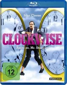 Clockwise - Recht so, Mr. Stimpson (Blu-ray), Blu-ray Disc