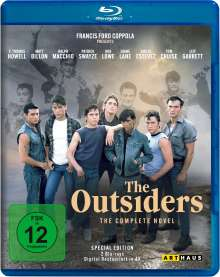 The Outsiders (Special Edition) (Blu-ray), 2 Blu-ray Discs