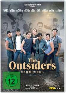 The Outsiders (Special Edition), 2 DVDs
