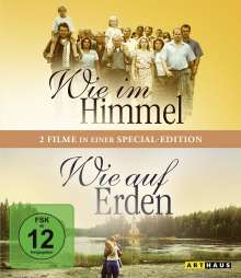 Wie im Himmel / Wie auf Erden (Blu-ray), 2 Blu-ray Discs