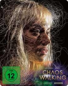Chaos Walking (Ultra HD Blu-ray & Blu-ray im Steelbook), 1 Ultra HD Blu-ray und 1 Blu-ray Disc