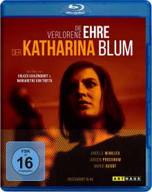 Die verlorene Ehre der Katharina Blum (Blu-ray), Blu-ray Disc