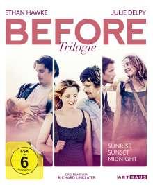 Before - Die Trilogie (Blu-ray), 3 Blu-ray Discs